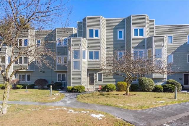 1414 Whitney Avenue B2, Hamden, CT 06518 (MLS #170432506) :: Kendall Group Real Estate | Keller Williams