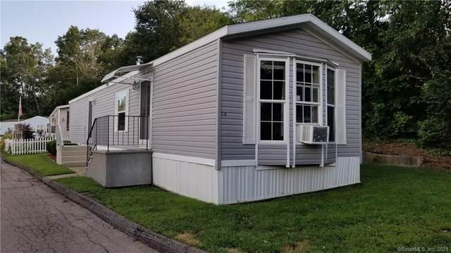 1290 North Road #50, Groton, CT 06340 (MLS #170432539) :: GEN Next Real Estate
