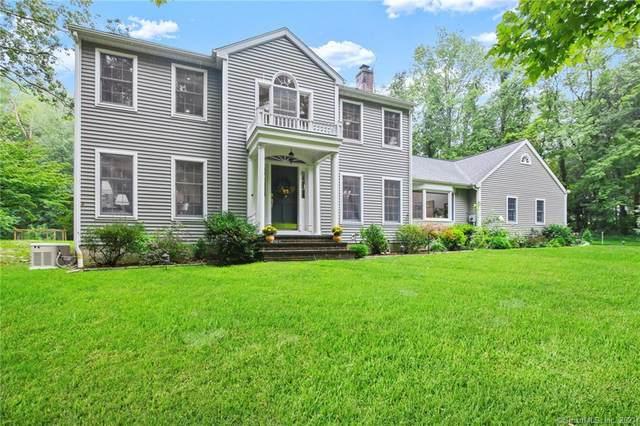 57 Dayton Road, Redding, CT 06896 (MLS #170432554) :: Kendall Group Real Estate | Keller Williams