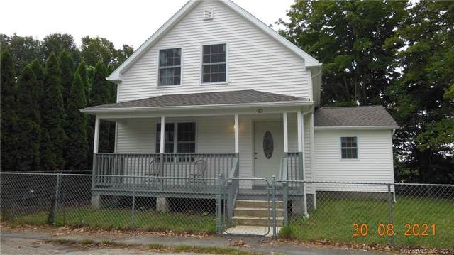 12 Dwyer Street, Griswold, CT 06351 (MLS #170432627) :: Linda Edelwich Company Agents on Main