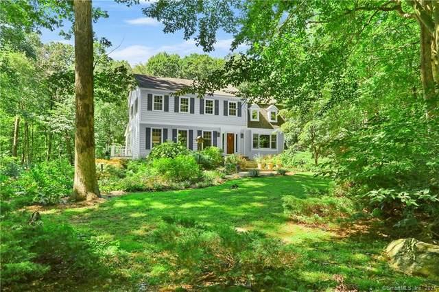 225 Old Boston Road, Wilton, CT 06897 (MLS #170432642) :: GEN Next Real Estate