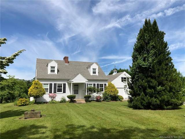 45 Shady Lane, Mansfield, CT 06268 (MLS #170432681) :: The Higgins Group - The CT Home Finder