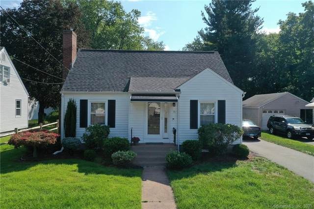 71 Goodwin Street, Manchester, CT 06040 (MLS #170432712) :: Chris O. Buswell, dba Options Real Estate