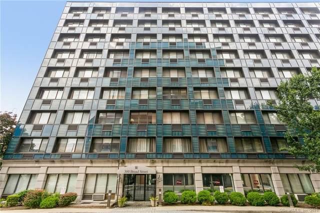 300 Broad Street #601, Stamford, CT 06901 (MLS #170432748) :: Michael & Associates Premium Properties   MAPP TEAM