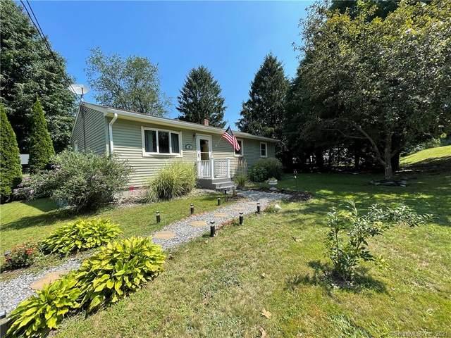 30 Oak Drive, Plainfield, CT 06374 (MLS #170432770) :: Tim Dent Real Estate Group