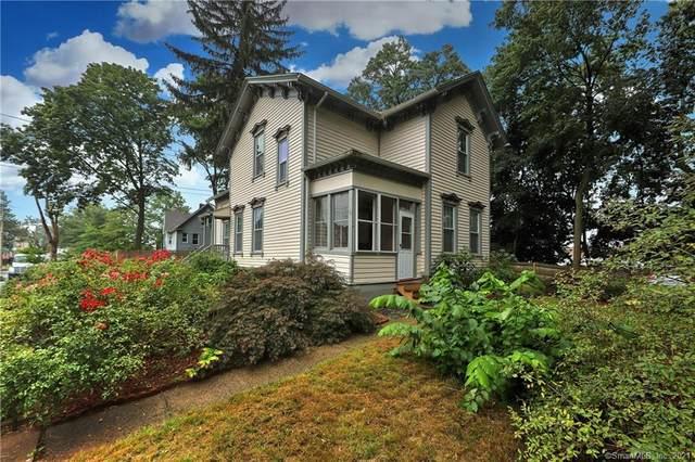 66 Irving Street, New Haven, CT 06511 (MLS #170432798) :: Kendall Group Real Estate   Keller Williams