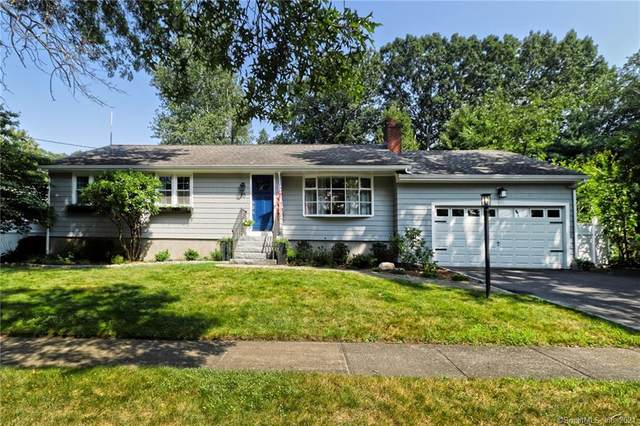 80 Deerfield Drive, Stratford, CT 06614 (MLS #170432817) :: Linda Edelwich Company Agents on Main