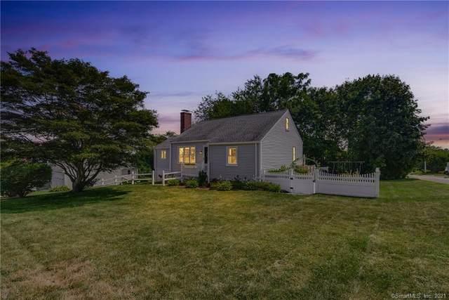 43 Beech Street, Trumbull, CT 06611 (MLS #170432832) :: GEN Next Real Estate