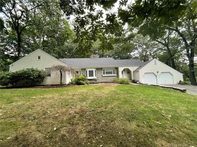 129 Ferndale Drive, Easton, CT 06612 (MLS #170432867) :: Linda Edelwich Company Agents on Main