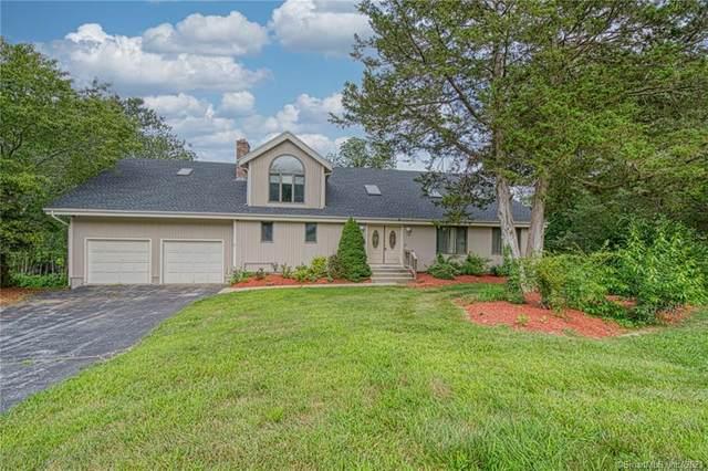 41 Weber Farm Road, Norwich, CT 06360 (MLS #170432901) :: GEN Next Real Estate