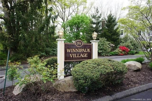 71 Aiken Street L9, Norwalk, CT 06851 (MLS #170432903) :: GEN Next Real Estate