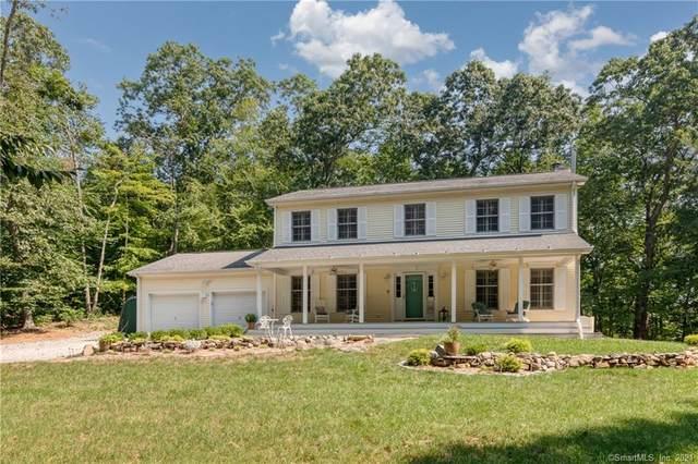 27 Eagle Ridge Drive, Essex, CT 06426 (MLS #170432937) :: GEN Next Real Estate