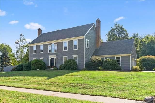 25 Brittany Court, Cheshire, CT 06410 (MLS #170432958) :: GEN Next Real Estate