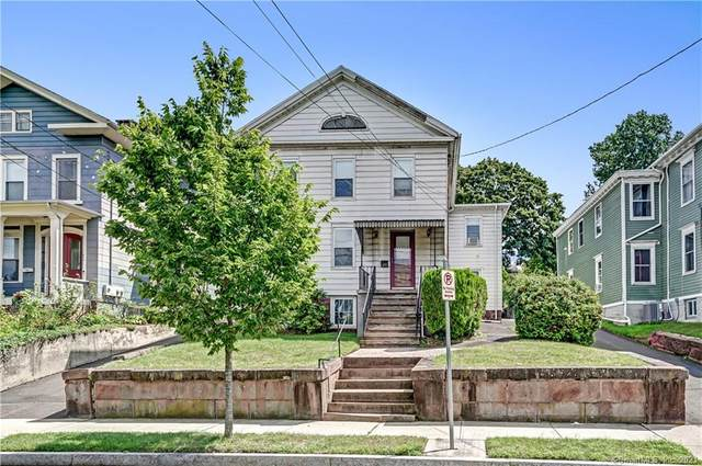 651 Quinnipiac Avenue, New Haven, CT 06513 (MLS #170432963) :: Linda Edelwich Company Agents on Main