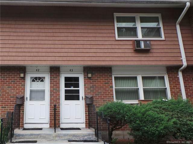 290 Capen Street #43, Hartford, CT 06112 (MLS #170432995) :: Linda Edelwich Company Agents on Main