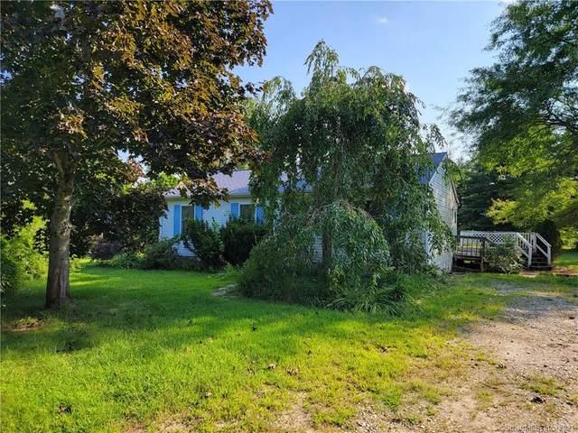 863 Sterling Road, Sterling, CT 06377 (MLS #170433009) :: GEN Next Real Estate