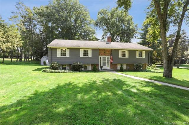 17 Birch Rise Drive, Newtown, CT 06470 (MLS #170433033) :: GEN Next Real Estate