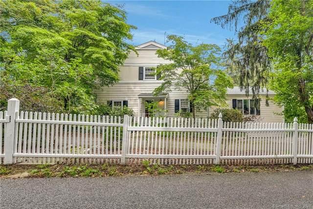 44 Crawford Road, Westport, CT 06880 (MLS #170433078) :: Kendall Group Real Estate | Keller Williams