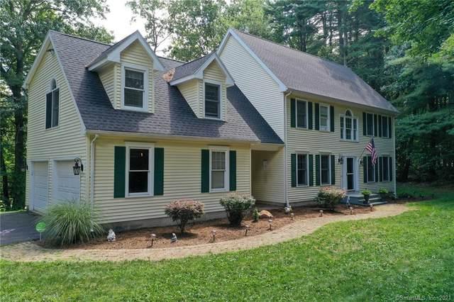 300 Bushy Hill Road, Simsbury, CT 06070 (MLS #170433090) :: Kendall Group Real Estate | Keller Williams