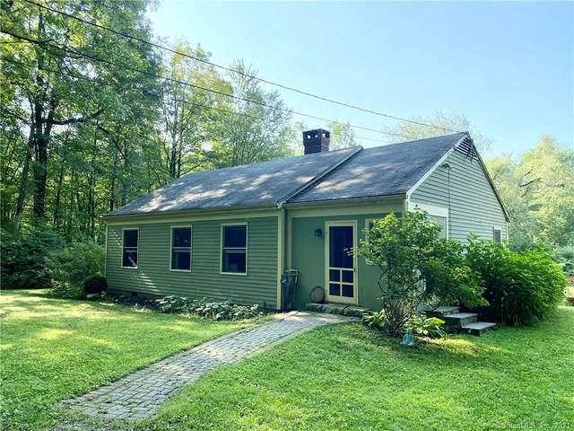 265 Milton Road, Warren, CT 06754 (MLS #170433095) :: Sunset Creek Realty