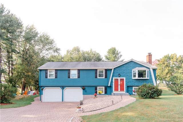 93 Wapping Wood Road, Ellington, CT 06029 (MLS #170433125) :: NRG Real Estate Services, Inc.