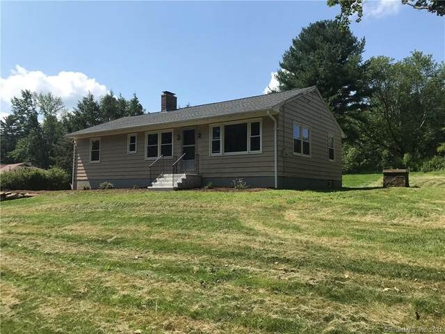1364 Route 169 Route, Woodstock, CT 06281 (MLS #170433132) :: Linda Edelwich Company Agents on Main