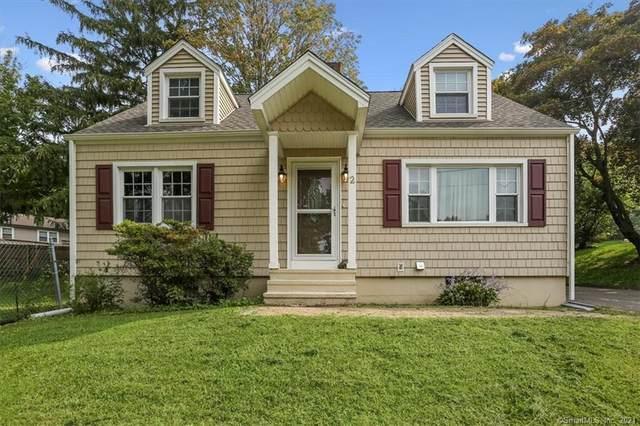 2 Circle Terrace, Danbury, CT 06810 (MLS #170433193) :: GEN Next Real Estate