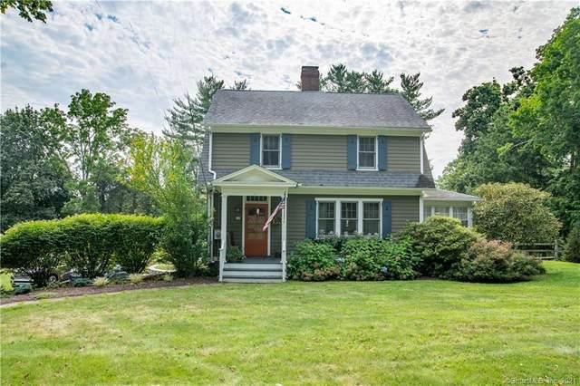230 Whisconier Road, Brookfield, CT 06804 (MLS #170433205) :: Kendall Group Real Estate | Keller Williams