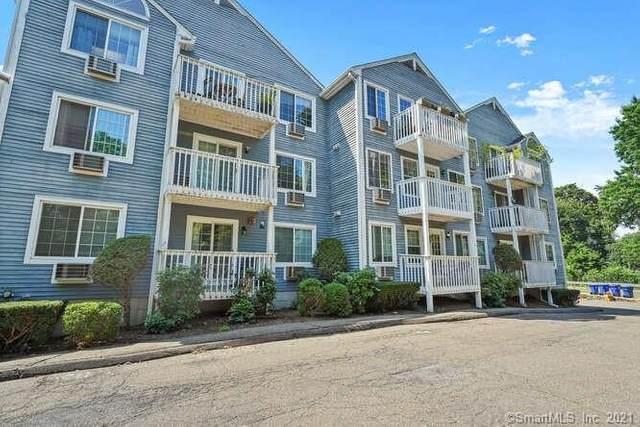 47 Cedar Street #19, Norwalk, CT 06854 (MLS #170433215) :: GEN Next Real Estate