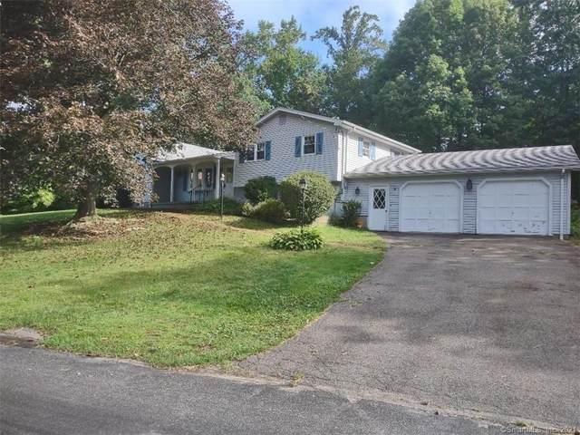 6 Tuckahoe Drive, Shelton, CT 06484 (MLS #170433270) :: Kendall Group Real Estate | Keller Williams