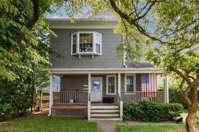 16 Homestead Avenue, Stamford, CT 06902 (MLS #170433291) :: Linda Edelwich Company Agents on Main