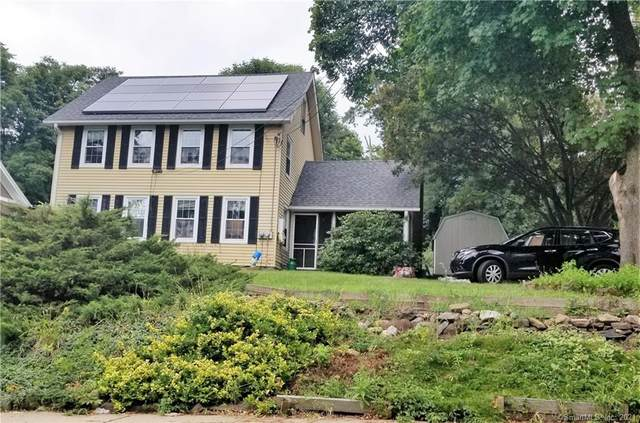 124 Prospect Street, Vernon, CT 06066 (MLS #170433296) :: Kendall Group Real Estate | Keller Williams