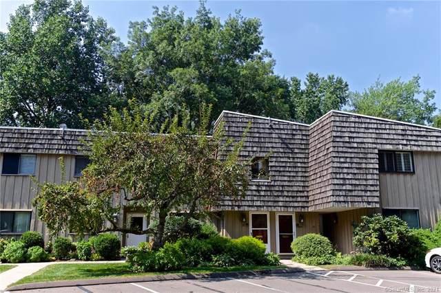 27 Ledgebrook Drive #27, Norwalk, CT 06854 (MLS #170433344) :: GEN Next Real Estate