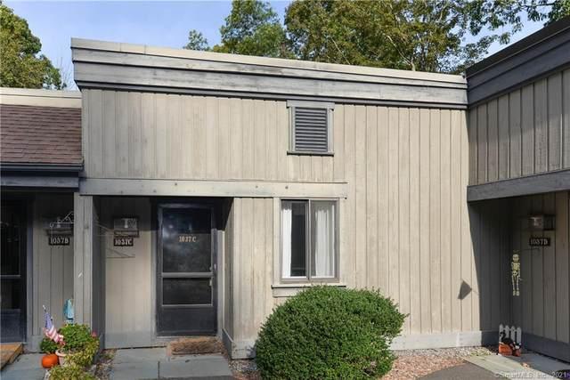 1037 Heritage Village C, Southbury, CT 06488 (MLS #170433394) :: Mark Boyland Real Estate Team