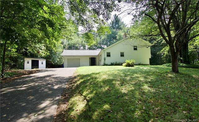 38 Rose Haven Road, Somers, CT 06071 (MLS #170433404) :: Linda Edelwich Company Agents on Main
