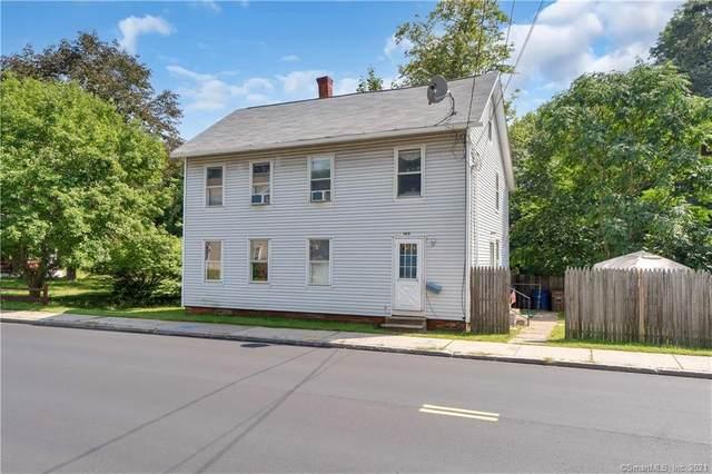 154 E Main Street, Vernon, CT 06066 (MLS #170433437) :: Kendall Group Real Estate | Keller Williams