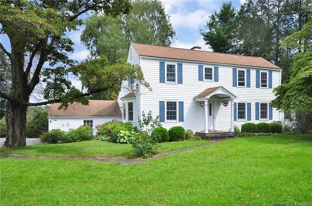 152 Main Street S, Bridgewater, CT 06752 (MLS #170433474) :: Michael & Associates Premium Properties | MAPP TEAM
