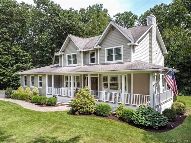 30 Rockledge Road, Redding, CT 06896 (MLS #170433483) :: Michael & Associates Premium Properties | MAPP TEAM