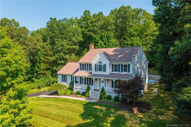 2 Stone Gate Drive, Newtown, CT 06482 (MLS #170433495) :: Linda Edelwich Company Agents on Main