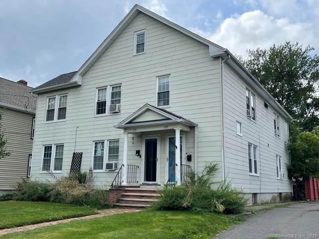 113-115 Cambridge Street, West Hartford, CT 06110 (MLS #170433510) :: Kendall Group Real Estate | Keller Williams
