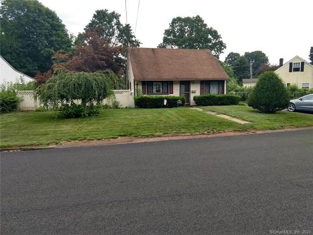 265 Glen Hills Road, Meriden, CT 06451 (MLS #170433542) :: GEN Next Real Estate