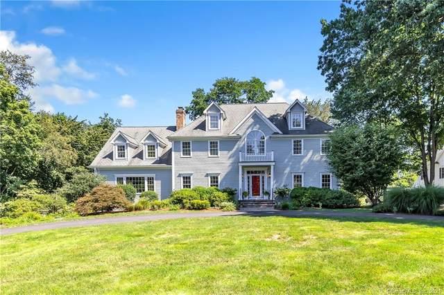 10 Sherwood Farm Road, Fairfield, CT 06824 (MLS #170433586) :: Kendall Group Real Estate | Keller Williams