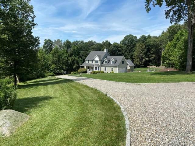 68 Chalybes Road W, Roxbury, CT 06783 (MLS #170433593) :: Chris O. Buswell, dba Options Real Estate