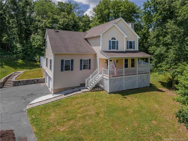 18 Hanover Ridge Road, Brookfield, CT 06804 (MLS #170433600) :: Kendall Group Real Estate | Keller Williams
