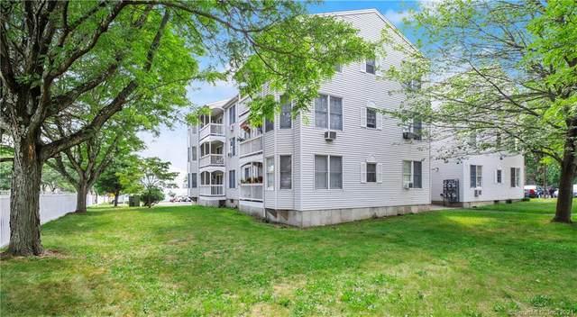25 Chestnut Street 3J, Norwalk, CT 06854 (MLS #170433611) :: GEN Next Real Estate