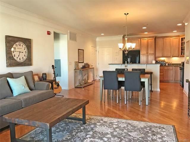 523 Center Meadow Lane #523, Danbury, CT 06810 (MLS #170433630) :: GEN Next Real Estate