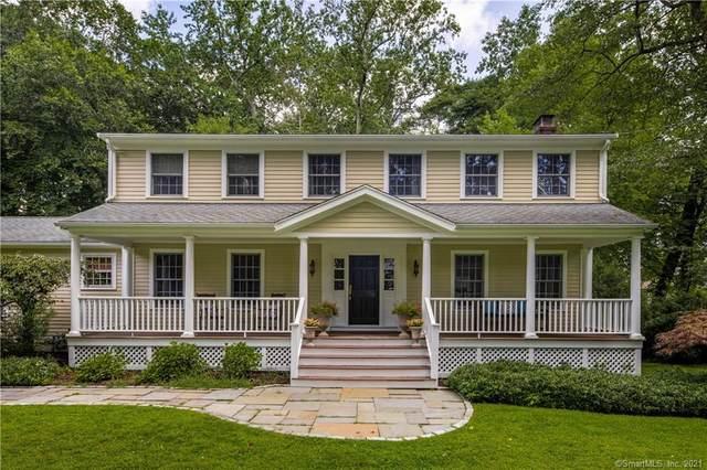 28 Burr School Road, Westport, CT 06880 (MLS #170433643) :: Michael & Associates Premium Properties | MAPP TEAM