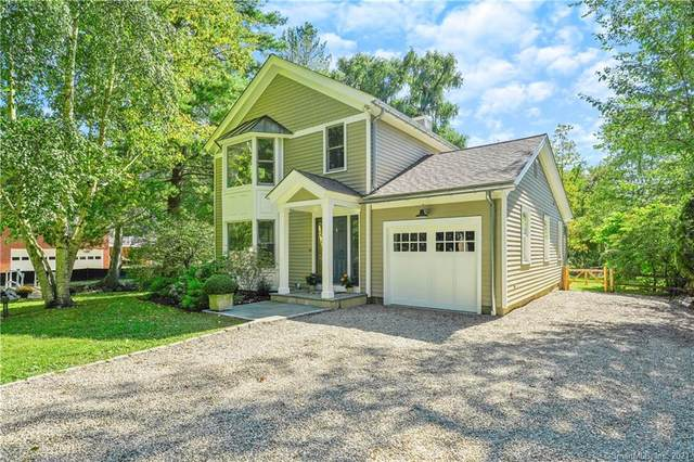 65 Cranbury Road, Norwalk, CT 06851 (MLS #170433658) :: GEN Next Real Estate