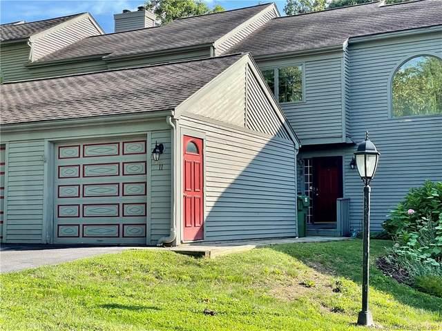 11 Pond View Drive #11, Brookfield, CT 06804 (MLS #170433673) :: GEN Next Real Estate