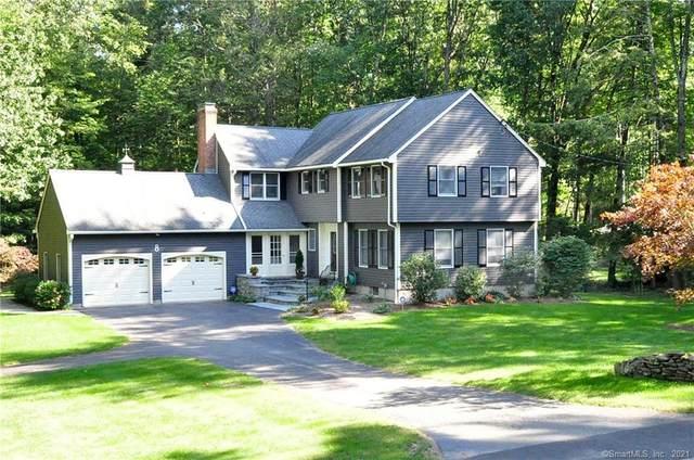 8 Pine Glen Road, Simsbury, CT 06070 (MLS #170433742) :: GEN Next Real Estate